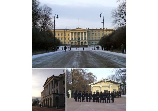 Oslo Real Palace