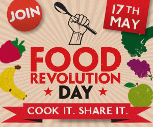 Food revolution days