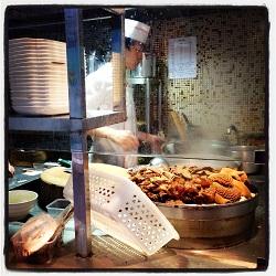 street food Guangzhou