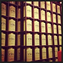 TWG tea