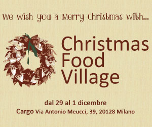 Christmas Food Village