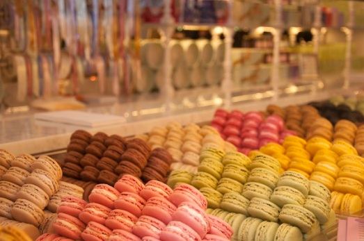 Macarons Ladurèe Firenze