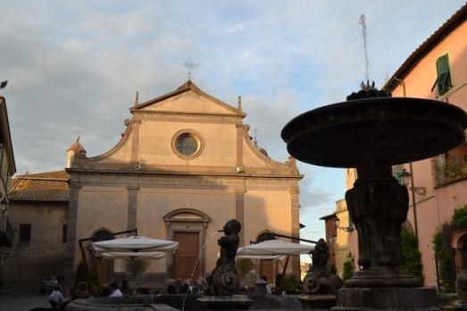 Piazza Tuscania