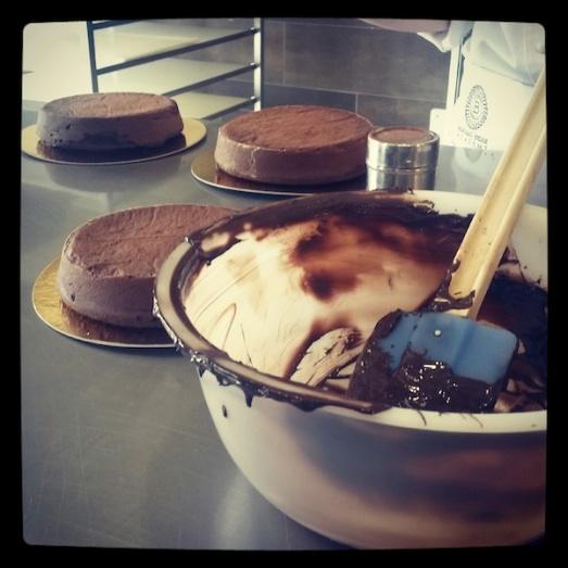 Torta Tenerina Boscolo Etoile