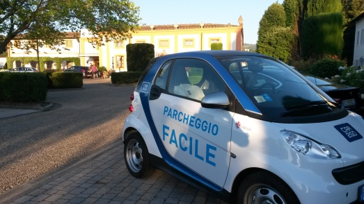 Car2Go Villa Olmi Resort