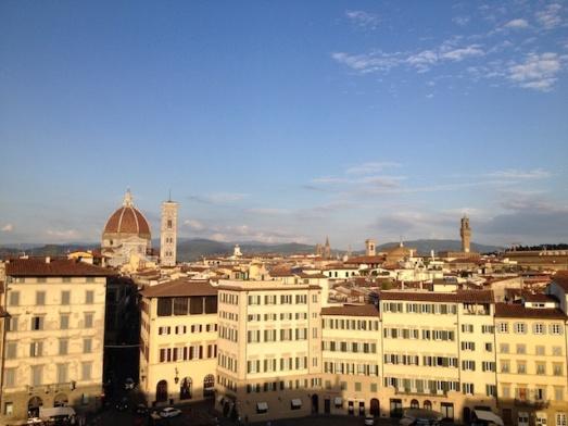 Panorama Minerva Hotel Firenze