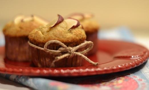 Muffin Mele e Avena