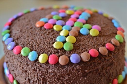 Torta fluffosa doppio cioccolato