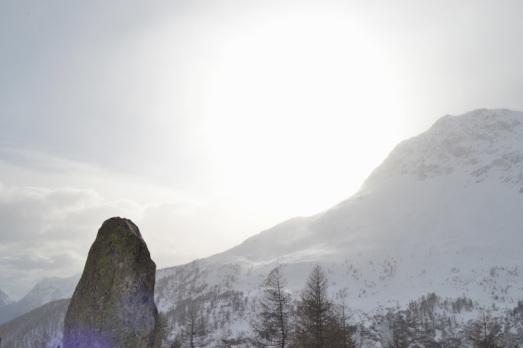 Alp Grim ghiacciaio