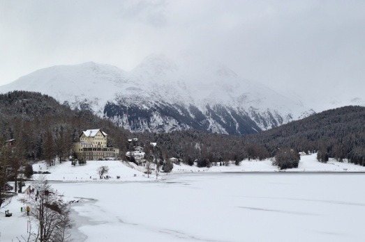 St.Moritz lago