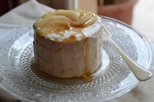 PandiSpagna crema di pecorino e pere