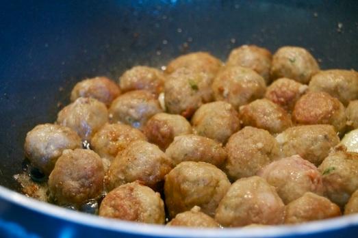 Polpette Meatballs