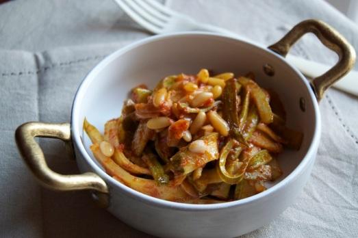 zucchine al umido dolceforte