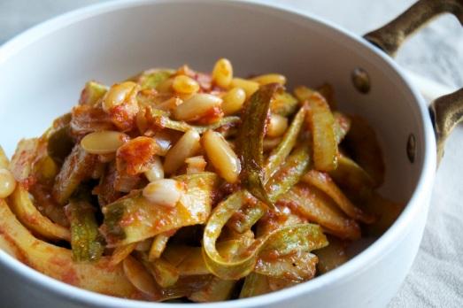 zucchine in dolceforte