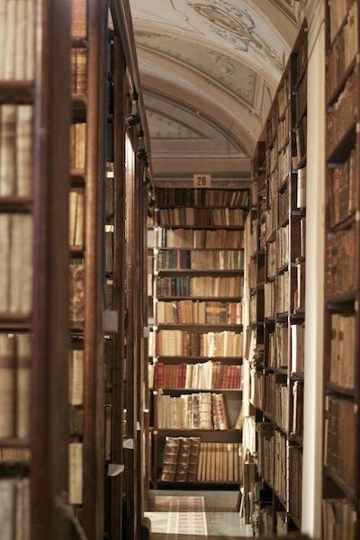 Biblioteca Storica Seminario Bedonia