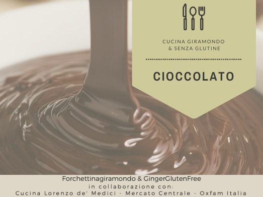 Menu cioccolato